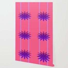 Floretta's Not Fond of Pink Wallpaper