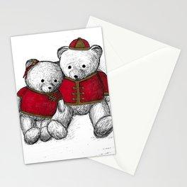 Bear: Lunar New Year Stationery Cards
