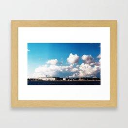 Neva Framed Art Print