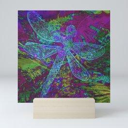 Dragonfly Secrets Mini Art Print