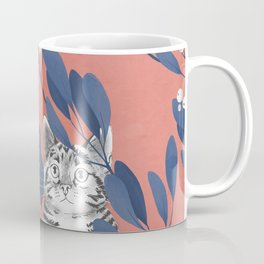 in the wild // repeat pattern Coffee Mug