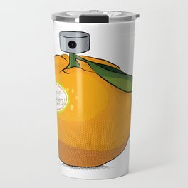 Tangerine: the Smell of Victory Travel Mug