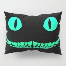 Cheshire black smile Pillow Sham