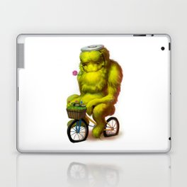 Bike Monster 1 Laptop & iPad Skin