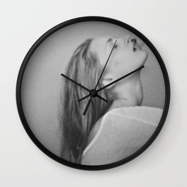 CLEAN WATER Wall Clock