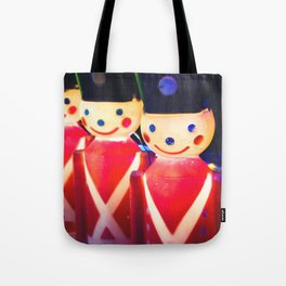 Wipe That Grin Off Your Face Soldier! Tote Bag