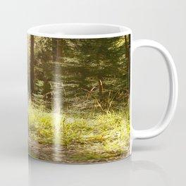Forest Path Sunny Day #decor #society6 Coffee Mug