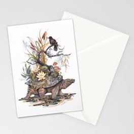 Goddess of the Swamp Stationery Cards
