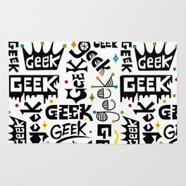 Geek Type Rug