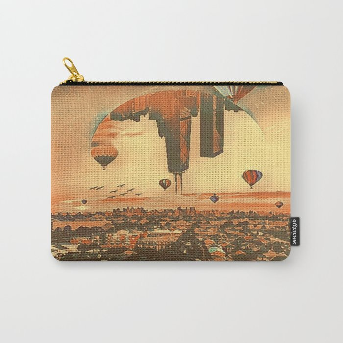 FallingCity Carry-All Pouch