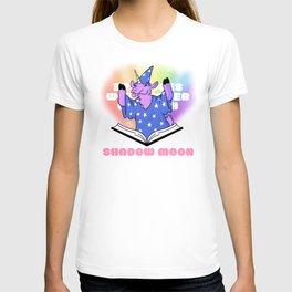 372 Pages - Shadow Moon Llamacorn T-shirt