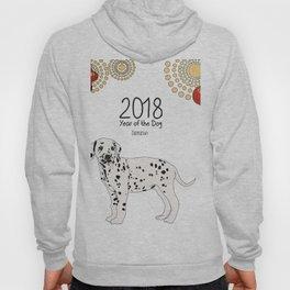 Year of the Dog - Dalmatian Hoody
