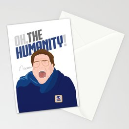 Oh, the Humanity! Stationery Cards