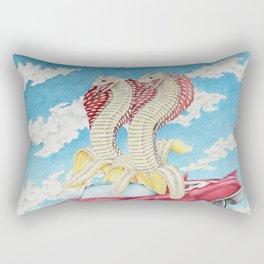 Best Day of the Best Friends Rectangular Pillow