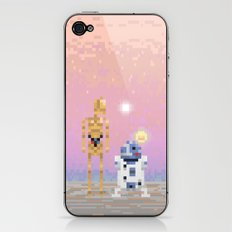 The Droids iPhone & iPod Skin