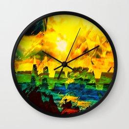 Silencieux Wall Clock