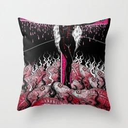 Dolorosa Throw Pillow