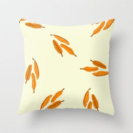 Pi Banan Throw Pillow