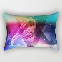 basketball Rectangular Pillow