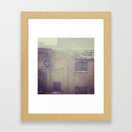 Apocalypse MTL  Framed Art Print
