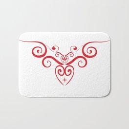 ANGEL'S HEART Bath Mat