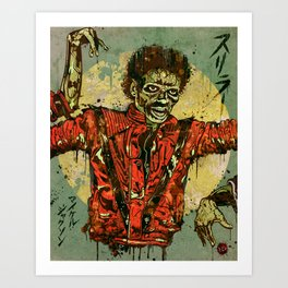 Thriller Kunstdrucke