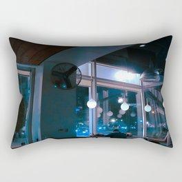 City Stare Rectangular Pillow