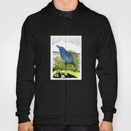 Bird of a Different Feather Hoody