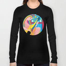 The-musician Long Sleeve T-shirt
