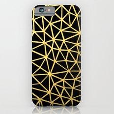 Broken Gold Slim Case iPhone 6s
