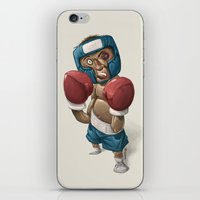 ali gulec iPhone & iPod Skins featuring Ali by clogtwo
