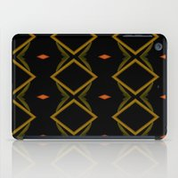 diamonds iPad Cases featuring Diamonds by Sara Messenger