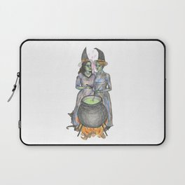 lesbian witches Laptop Sleeve