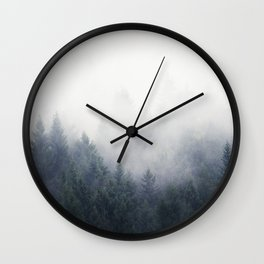I Don't Give A Fog Wall Clock