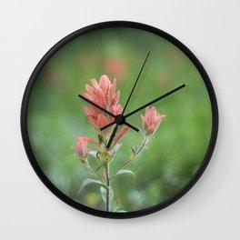 Castilleja Wall Clock