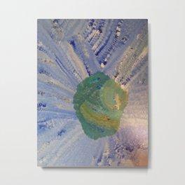 Earth Mother Healer Metal Print