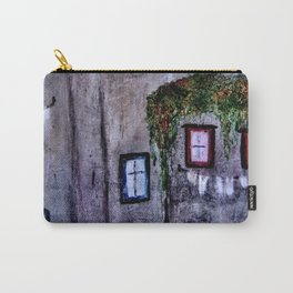 Houses in Milan in the evening Italy Carry-All Pouch
