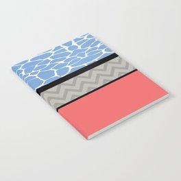 Confused Preppy Prints Notebook