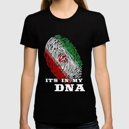 Iran - ItS In My Dna T-shirt