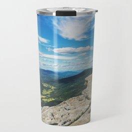 McAfee Knob Lookout •Appalachian Trail Travel Mug