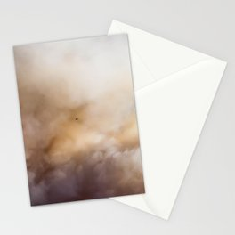 Smokey Skies Stationery Cards
