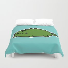 Little Dino Duvet Cover
