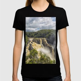 Beautiful wild waterfall T-shirt
