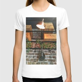 Brick Wall Shelving T-shirt