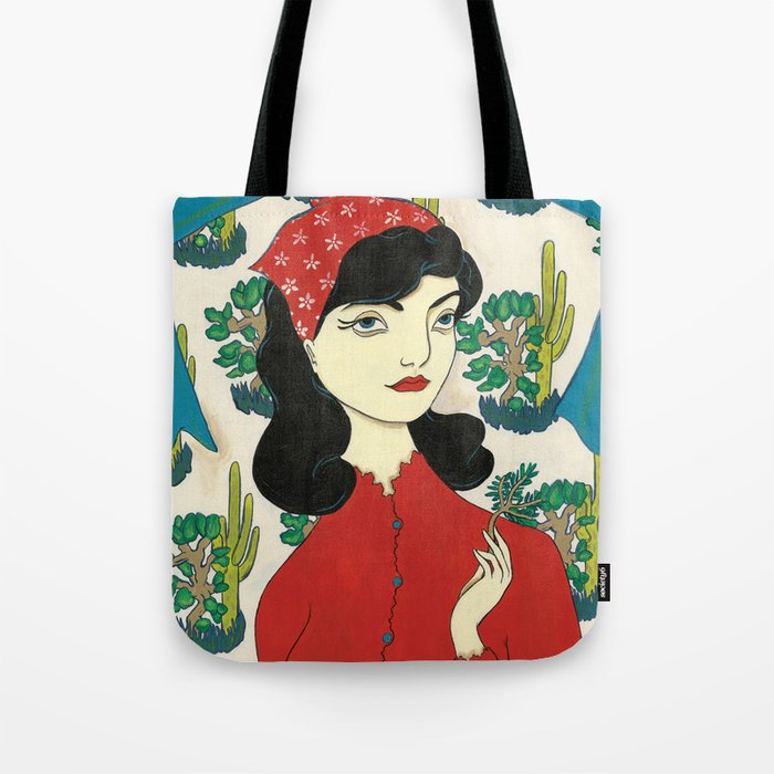 Found gentle, studied slow Tote Bag