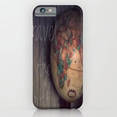 Travel the World Slim Case iPhone 6s