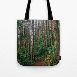 Trees: IV // Oregeon Tote Bag