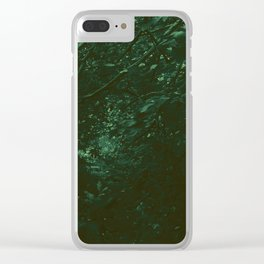 0412 Clear iPhone Case