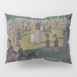 A Sunday on La Grande Jatte Pillow Sham