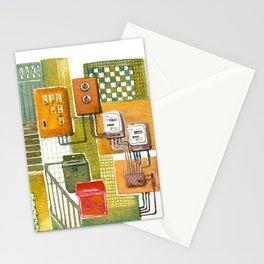 Tong Lau (Hong Kong Shop House) Stationery Cards